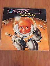 DLP VANILLA FUDGE 2 ORIGINALS OF VANILLA FUDGE ATL 60114 VG/EX GERMANY 1976 RAI