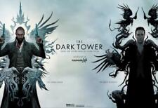 "THE DARK TOWER -40""X27"" Original Movie Poster One Sheet MINT Cinemark Jae Lee LE"