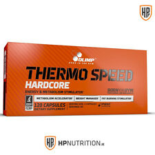 Olimp Thermo Speed Hardcore Weight Loss Fat Burner 120 Caps