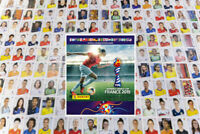 "PANINI WOMEN""S WORLD CUP 2019 FRANCE - 10 x $4. PICK ANY QUANTITY !!"