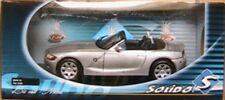 BMW Z4 CABRIOLET ROADSTER GRISE GREY SOLIDO N°8160 1/18