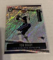 Tom Brady 2019 Panini Unparalleled Football #13 Sharp Card!