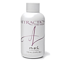 nsi Attraction Nail Liquid 3.9 fl oz 118ml - Does not contain MMA.