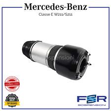 MERCEDES E W211 S211 SOFFIONE MOLLA ARIA KIT REVISIONE ANT 2113209513 2113209613