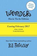Wonder by R. J. Palacio (2017, Hardcover)