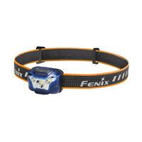 Fenix HL18R 400 Lumen Rechargeable Ultralight Running Headlamp (Blue)