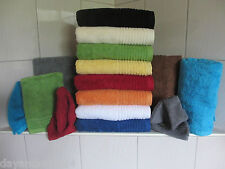 Frottee Handtuch Frottiertuch Dyckhoff verschiedene Farben 50x100