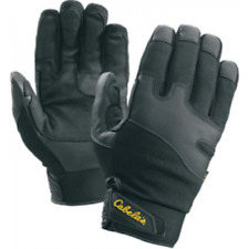 Cabela's Men's Insulated Shooting Gloves Gore-tex Thinsulate Black Hunting GTX