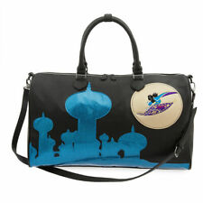 Danielle Nicole X Disney Aladdin Travel Bag Jasmine Fly Carpet Overnight Duffle