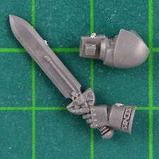 Space Marines Deathwatch Veteran Energy Sword C Warhammer 40K Bitz 5333