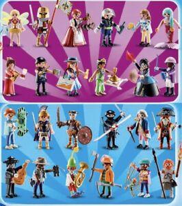Playmobil 70148 / 70149 FIGURES SERIE 20 CHICOS / BOYS-CHICAS / GIRLS NUEVAS NEW