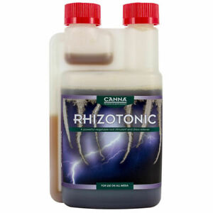 CANNA RHIZOTONIC - 250mls a powerful vegetative stimulator