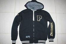 Penrith Panthers Mens Bomber Jacket Full Zip Hoodie,  XXS  XS