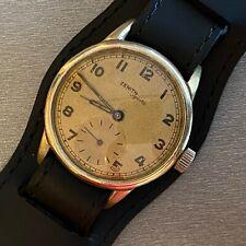 Vintage-Uhr Zenith Sporto, 30er Jahre, läuft, Revision, neues Band, top-Zustand!