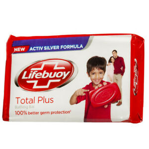 (6) Lifebuoy Soap Fairness Skin Care Whitening Germ Protection