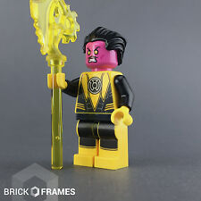 Lego Sinestro minifigure with axe - BRAND NEW - Super Heroes DC Comics 76025