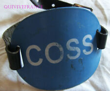 COSS Controller of Site Safety Railway Badge Enamel Armband BRASSARD CONTROLEUR