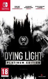 Dying Light Platinum Edition (Switch) Brand New & Sealed Free UK P&P
