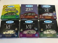 KMC X11-93 11 Speed Silver/grey Chain 114l