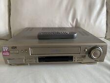 JVC HR-S6700 S-VHS-Videorecorder SVHS-ET TBC 3-DNR inkl. FB, 2 JAHRE GARANTIE
