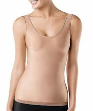 Spanx Slimplicity Camisole Body Smoothing Scoop Neck Small S 908 A203555 337