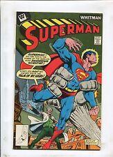 SUPERMAN #325  WHITMAN VARIANT (7.0) 1978