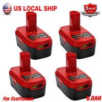 6Ah Replace For Craftsman 19.2 Volt Lithium C3 Diehard Battery PP2030 130279005