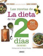 Recetas de la dieta de los dos dias (Spanish Edition)