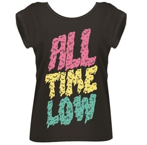 All Time Low Melted Fit T-Shirt