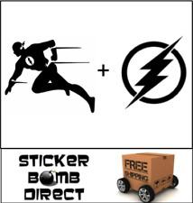 The Flash Decal Set Sticker DC Comics JDM Marvel Superhero Avengers Infinity War