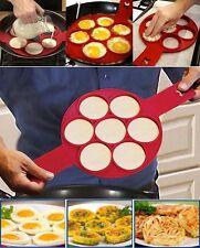 TV New Nonstick Pancake Maker Mould Egg Ring Maker Easy Fasy Pancake Mold
