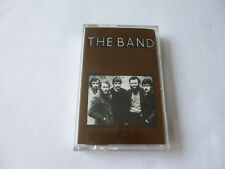 THE BAND ~ S/T ~ RARE CAPITOL RECORDS 1987 UK FOLK ROCK CASSETTE TAPE