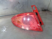 SEAT Leon mk2 2005-2012 1P FR TDI OEM NS Passeggero Luce Posteriore Esterno Sinistro Lente a