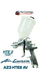Air Gunsa AZ3 HTE2 AV  Valvola Aria Pistola A Spruzzo Professionale Anest Iwata