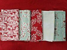 Moda Christmas Fabric 1/2 metre lengths Rare classic designs
