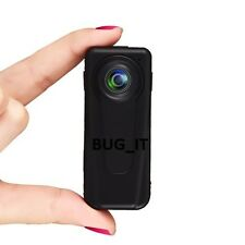 BODY CAM 1920p*1080p FULL HD MINI BUTTON SPY CAMERA VIDEO RECORDER MOTION