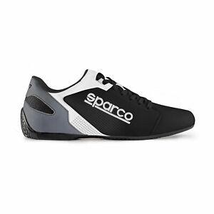 Sparco Sneaker SL-17 Schwarz - Weiß Größe 43 DE