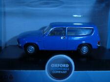 Austin Allegro 1300 Estate Car in Tahiti Blue1975 Oxford New Die Cast Vehicle