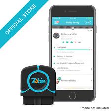 Zubie Family: live GPS, maintenance alerts, driving alerts, OBD 2