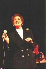 Rare Jan Howard Candid Concert 4 X 6 Photo