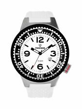 WATCH KIENZLE POSEIDON WHITE/BLACK SIZE XL SLIM UP00266 - (LIST. € 119,00)