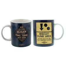 Biscuit Dunk Ceramic Mug - MPH Roadside - Dunking Fun Gift Present Harvey Makin