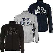 Lonsdale Herren-Kapuzenpullover & -Sweats mit Reißverschluss und Baumwollmischung
