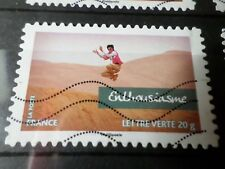FRANCE 2013, timbre  AUTOADHESIF 805, RALLYE AICHA VOITURES oblitéré, VF STAMP