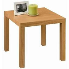 NEW Parsons Coffee End Table 3536296, Natural