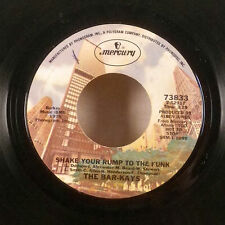 """The Bar-Kays Summer of our Love / Shake your Rump to the Funk 7"""" 45 Mercury GD"""