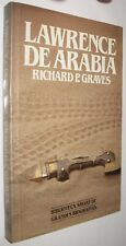 LAWRENCE DE ARABIA - RICHARD GRAVES - ILUSTRADO