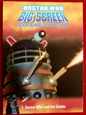 DR WHO - BIG SCREEN ADDITIONS - Individual Card #01 - Dr Who & The Daleks - 2008