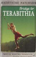 Bridge to Terabithia (Puffin Modern Classics), Paterson, Katherine, Very Good, P