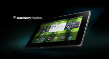 NEW in box BlackBerry PlayBook 32GB, Wi-Fi, 7in Tablet - Black w/ Original Accs